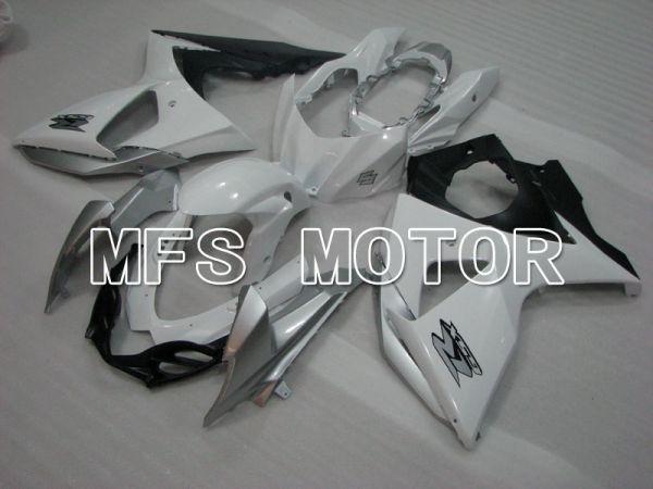 Suzuki GSXR1000 2009-2016 Injection ABS Fairing - Factory Style - White - MFS2737
