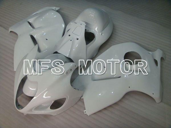 Suzuki GSXR1300 Hayabusa 1999-2007 Injection ABS Fairing - Factory Style - White - MFS2772