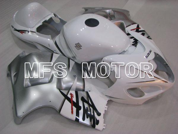 Suzuki GSXR1300 Hayabusa 1999-2007 Injection ABS Fairing - Factory Style - White Silver - MFS2773