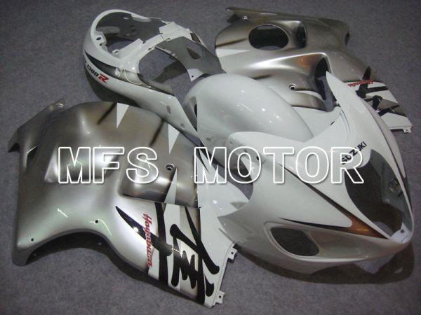 Suzuki GSXR1300 Hayabusa 1999-2007 Injection ABS Fairing - Factory Style - White Silver - MFS2774