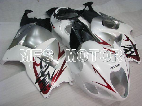 Suzuki GSXR1300 Hayabusa 1999-2007 Injection ABS Fairing - Factory Style - White Silver - MFS2779