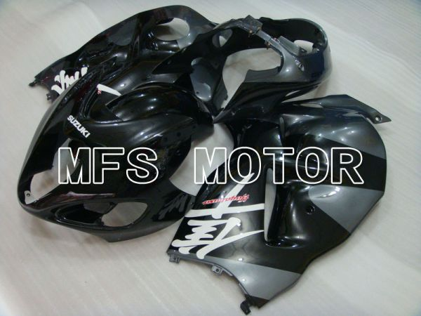 Suzuki GSXR1300 Hayabusa 1999-2007 Injection ABS Fairing - Factory Style - Black Gray - MFS2781