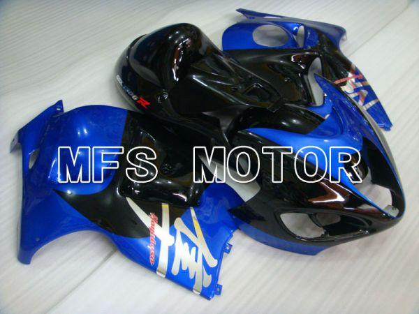 Suzuki GSXR1300 Hayabusa 1999-2007 Injection ABS Fairing - Factory Style - Black Blue - MFS2782