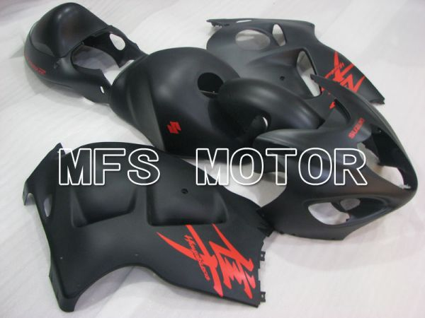 Suzuki GSXR1300 Hayabusa 1999-2007 Injection ABS Fairing - Factory Style - Black Matte - MFS2786