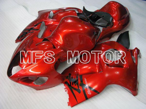 Suzuki GSXR1300 Hayabusa 1999-2007 Injection ABS Fairing - Factory Style - Red - MFS2797