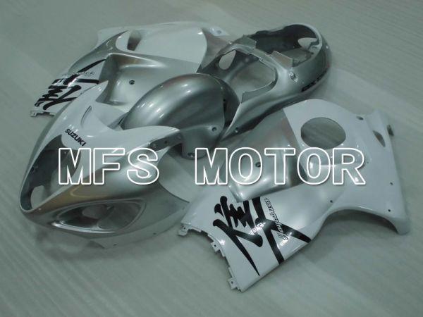 Suzuki GSXR1300 Hayabusa 1999-2007 Injection ABS Fairing - Factory Style - White Silver - MFS2810