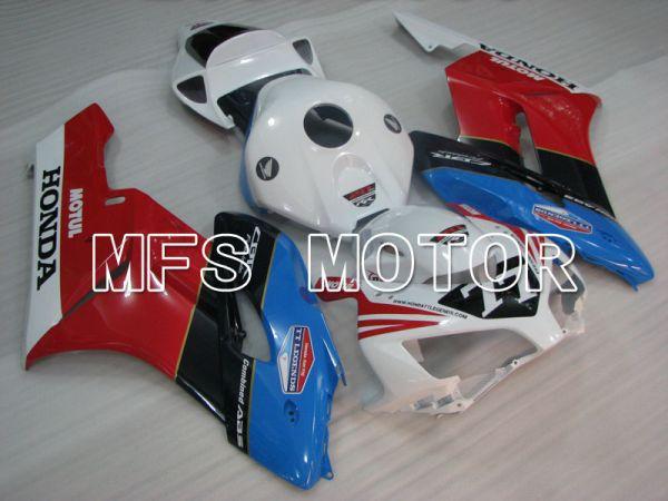 Honda CBR1000RR 2004-2005 Injection ABS Fairing - MOTUL - Red White Black - MFS2839