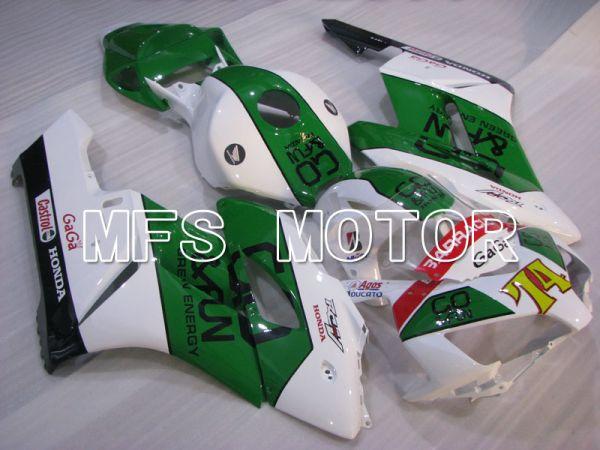 Honda CBR1000RR 2004-2005 Injection ABS Fairing - GO&FUN - Green White - MFS2840
