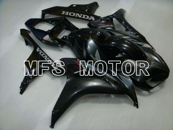 Honda CBR1000RR 2006-2007 Injection ABS Fairing - Factory Style - Black - MFS2864