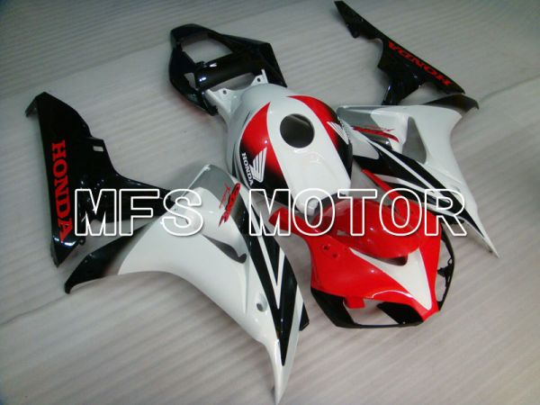 Honda CBR1000RR 2006-2007 Injection ABS Fairing - Factory Style - Black Red White - MFS2869