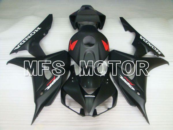 Honda CBR1000RR 2006-2007 Injection ABS Fairing - Factory Style - Black - MFS2871