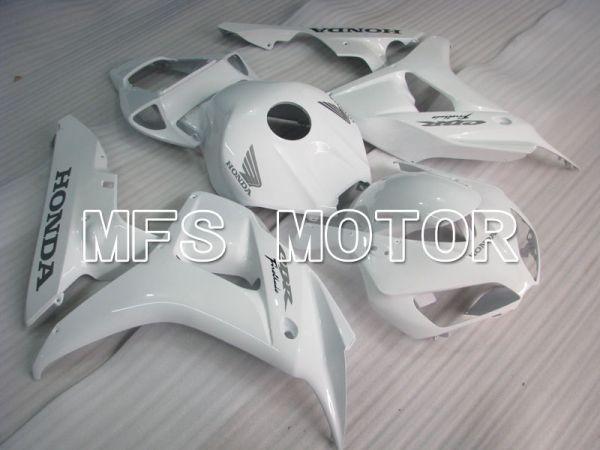 Honda CBR1000RR 2006-2007 Injection ABS Fairing - Factory Style - White - MFS2874