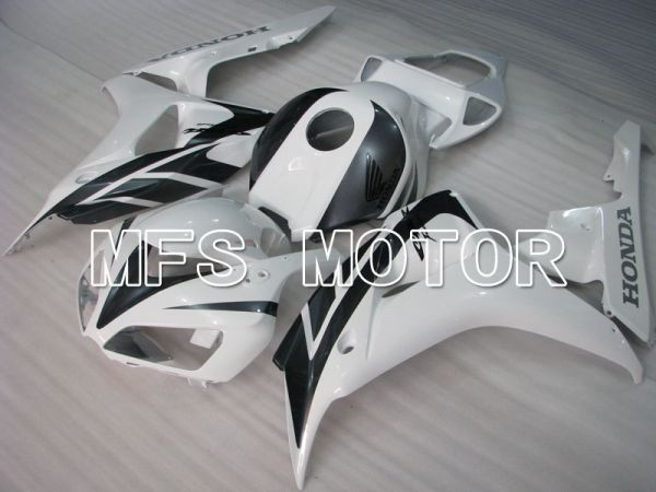 Honda CBR1000RR 2006-2007 Injection ABS Fairing - Factory Style - Black White - MFS2877