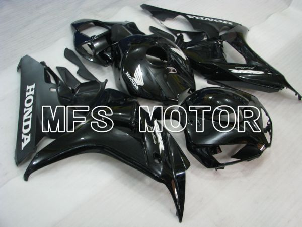 Honda CBR1000RR 2006-2007 Injection ABS Fairing - Factory Style - Black - MFS2879