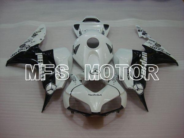 Honda CBR1000RR 2006-2007 Injection ABS Fairing - Jordan - Black White - MFS2886