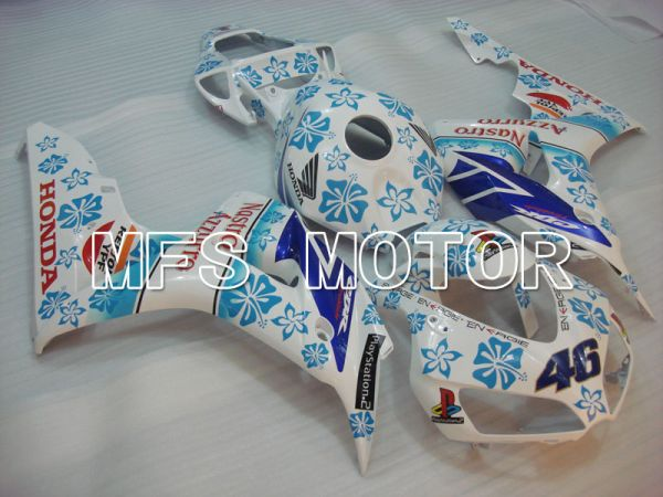 Honda CBR1000RR 2006-2007 Injection ABS Fairing - Nastro Azzurro - Blue White - MFS2889