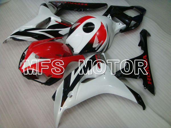 Honda CBR1000RR 2006-2007 Injection ABS Fairing - Factory Style - Black Red White - MFS2891