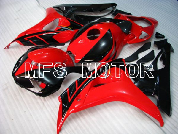 Honda CBR1000RR 2006-2007 Injection ABS Fairing - Factory Style - Black Red - MFS2892