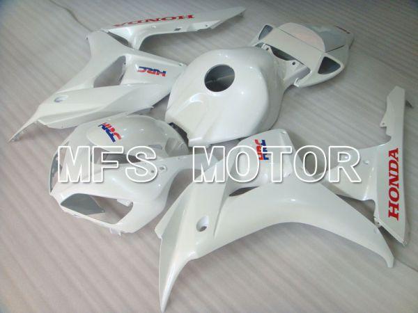 Honda CBR1000RR 2006-2007 Injection ABS Fairing - Factory Style - White - MFS2894