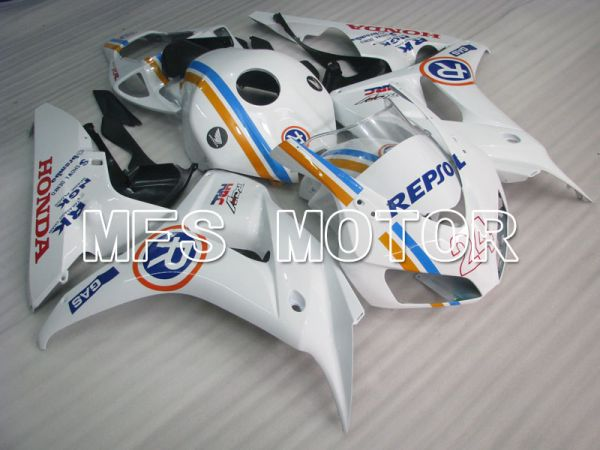 Honda CBR1000RR 2006-2007 Injection ABS Fairing - Others - White - MFS2896