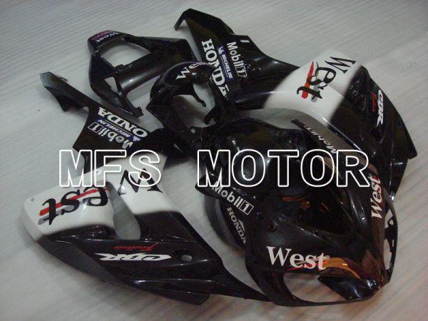 Honda CBR1000RR 2006-2007 Injection ABS Fairing - West - Black - MFS2904