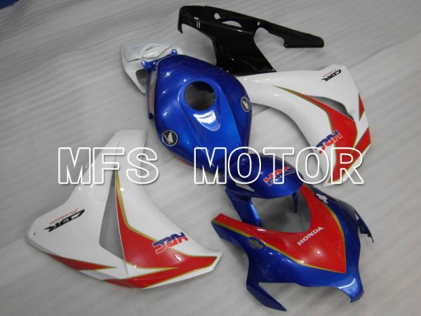 Honda CBR1000RR 2008-2011 Injection ABS Fairing - HRC - Blue Red White - MFS2940