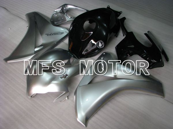 Honda CBR1000RR 2008-2011 Injection ABS Fairing - Factory Style - Black Silver - MFS2946