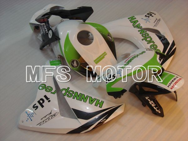 Honda CBR1000RR 2008-2011 Injection ABS Fairing - HANN Spree - Green White - MFS2949