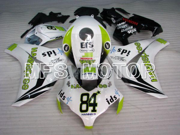 Honda CBR1000RR 2008-2011 Injection ABS Fairing - HANN Spree - Green White - MFS2950