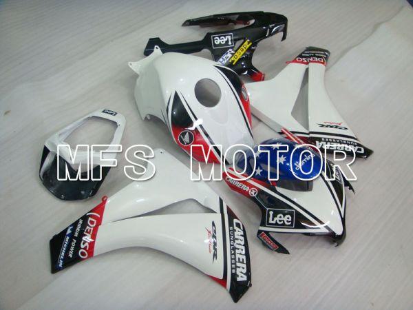 Honda CBR1000RR 2008-2011 Injection ABS Fairing - CARRERA - Black White - MFS2954