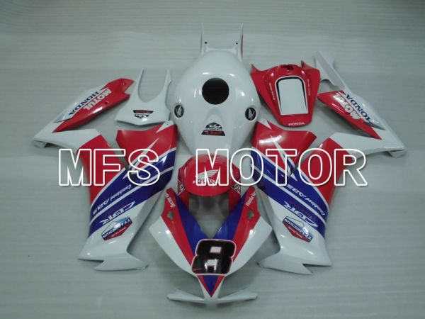 Honda CBR1000RR 2012-2016 Injection ABS Fairing - Others - Blue Red White - MFS3009