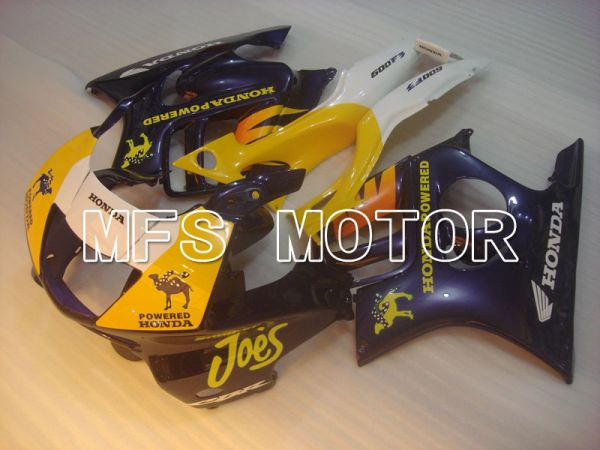 Honda CBR600 F3 1995-1996 Injection ABS Fairing - Others - Blue Yellow - MFS3037
