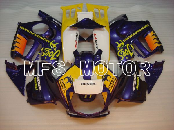 Honda CBR600 F3 1997-1998 Injection ABS Fairing - Others - Blue Yellow - MFS3063