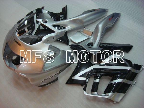Honda CBR600 F3 1997-1998 Injection ABS Fairing - Factory Style - Black Silver - MFS3067