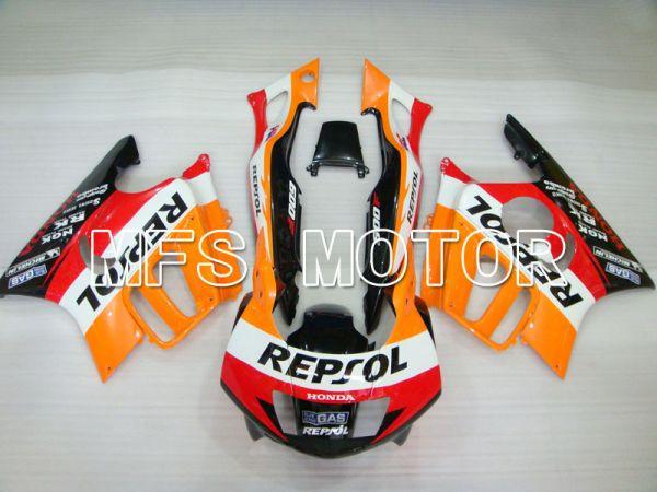 Honda CBR600 F3 1995-1996 Injection ABS Fairing - Repsol - Black Orange Red - MFS3050
