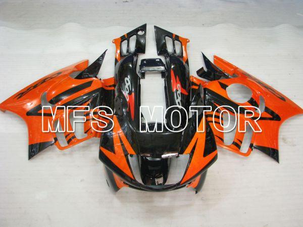Honda CBR600 F3 1995-1996 Injection ABS Fairing - Factory Style - Black Orange - MFS3051