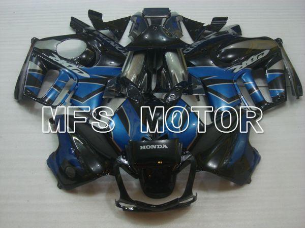 Honda CBR600 F3 1995-1996 Injection ABS Fairing - Factory Style - Black Blue - MFS3053