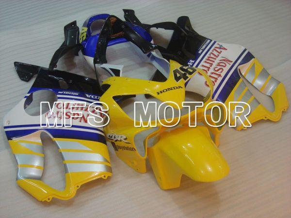 Honda CBR600 F4i 2001-2003 Injection ABS Fairing - Nastro Azzurro - Black Yellow - MFS3149