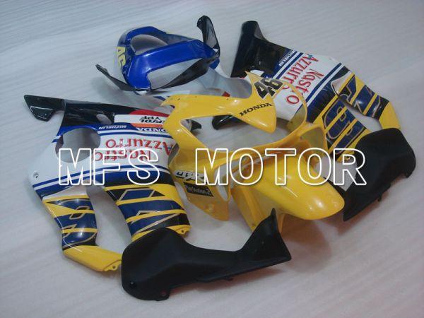 Honda CBR600 F4i 2001-2003 Injection ABS Fairing - Nastro Azzurro - Black Yellow - MFS3150