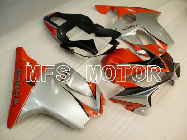 Honda CBR600 F4i 2001-2003 Injection ABS Fairing - Factory Style - Red Silver - MFS3151