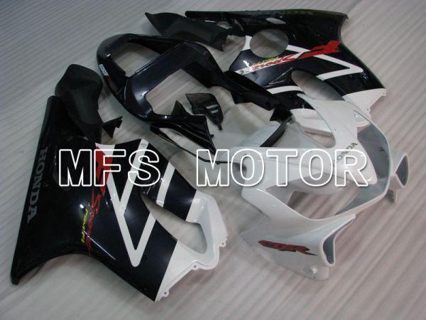 Honda CBR600 F4i 2001-2003 Injection ABS Fairing - Factory Style - Black White - MFS3153