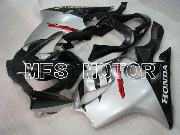 Honda CBR600 F4i 2001-2003 Injection ABS Fairing - Factory Style - Black Silver - MFS3156