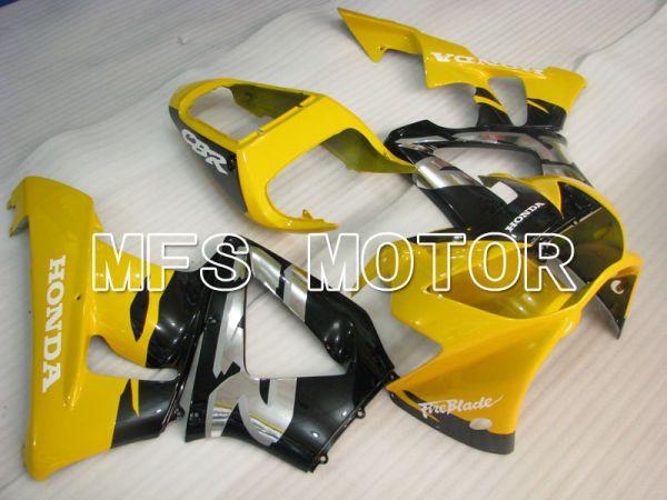 Honda CBR900RR 929 2000-2001 Injection ABS Fairing - Factory Style - Black Yellow - MFS3198