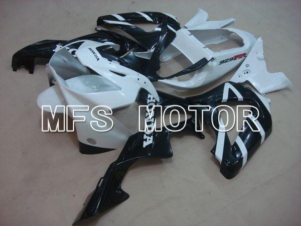 Honda CBR900RR 929 2000-2001 Injection ABS Fairing - Factory Style - Black White - MFS3202