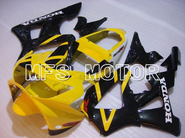 Honda CBR900RR 929 2000-2001 Injection ABS Fairing - Factory Style - Black Yellow - MFS3203