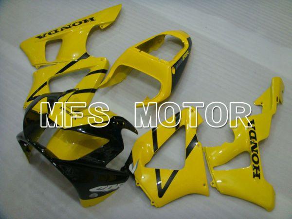 Honda CBR900RR 929 2000-2001 Injection ABS Fairing - Factory Style - Black Yellow - MFS3205