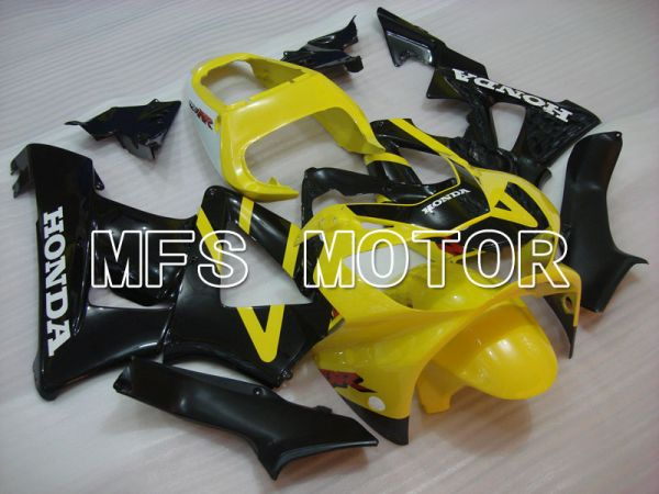 Honda CBR900RR 929 2000-2001 Injection ABS Fairing - Factory Style - Black Yellow - MFS3206