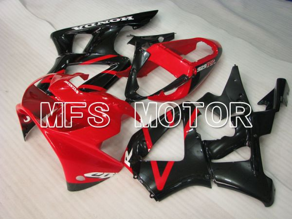 Honda CBR900RR 929 2000-2001 Injection ABS Fairing - Factory Style - Black Red - MFS3209