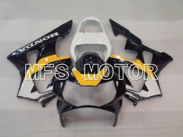 Honda CBR900RR 929 2000-2001 Injection ABS Fairing - Factory Style - Black White - MFS3214