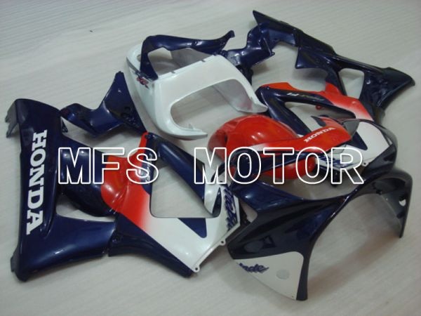 Honda CBR900RR 929 2000-2001 Injection ABS Fairing - Factory Style - Blue Red White - MFS3216